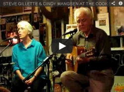 Steve Gillette &amp; Cindy Mangsen